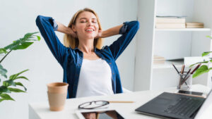 Ergonomia pracy w biurze, komfort pracy biurowej